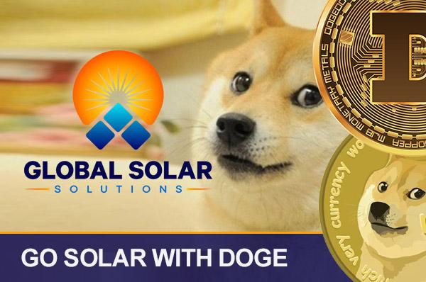 dogecoin global solar